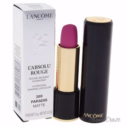 LAbsolu Rouge Hydrating Shaping Lipcolor - # 389 Paradis - M
