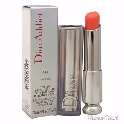 Dior Addict Lipstick - # 441 Frimousse by Christian Dior for