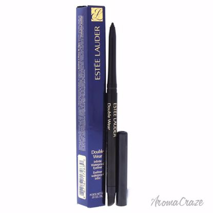 Double Wear Infinite Waterproof Eyeliner - # 01 Kohl Noir by Estee Lauder for Women - 0.01 oz Eyeliner - Eye Makeup | Eye Makeup Kit | Eye Shadow | Eye liner | Eye Mascara | Eye Cosmetics Products | Eye Makeup For Big Eyes | Buy Eye Makeup Online | AromaCraze.com