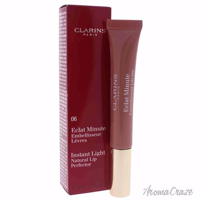 Instant Light Natural Lip Perfector - # 06 Rosewood Shimmer by Clarins for Women - 0.35 oz Lip Gloss - Lip Makeup | Lip Makeup Products | Best Lipsticks Colors | Lip Cosmetics | Lipsticks and Lip Colors | Lip Gloass | Best Lipsticks Brands | Make up cosmetics | AromaCraze.com