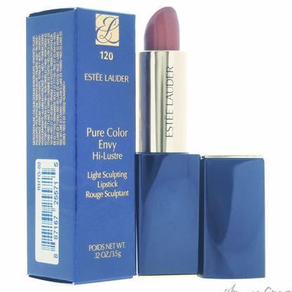 Pure Color Envy Hi-Lustre Light Sculpting Lipstick - # 120 N