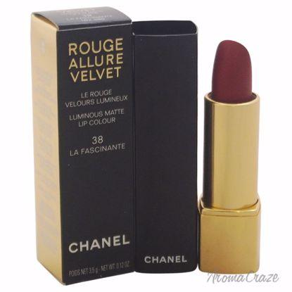 Rouge Allure Velvet Luminous Matte Lip Colour - 38 La fascin