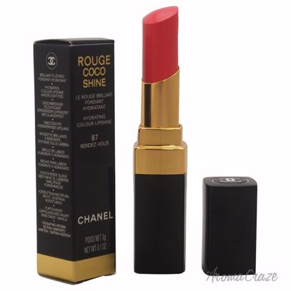 Rouge Coco Shine Hydrating Sheer Lipshine - # 87 Rendez-Vous