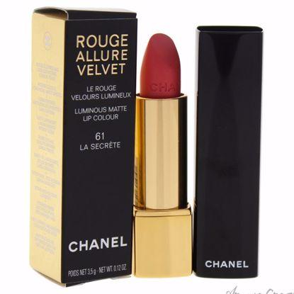 Rouge Allure Velvet Luminous Matte Lip Colour - # 61 La Secr