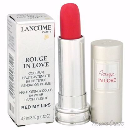 Rouge In Love High Potency Color Lipstick - # 187M Red My Li