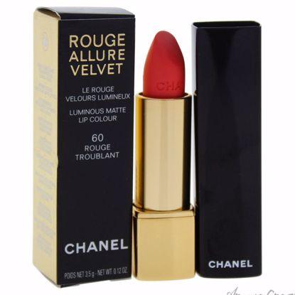 Rouge Allure Velvet Luminous Matte Lip Colour - # 60 Rouge T