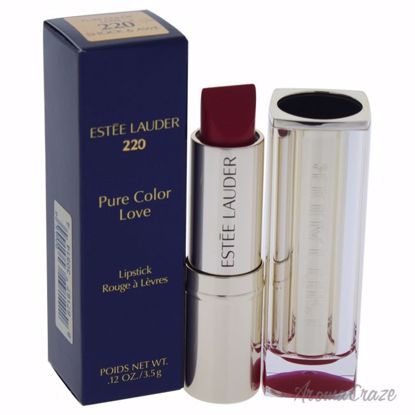 Pure Color Love Lipstick - # 220 Shock & Awe by Estee Lauder