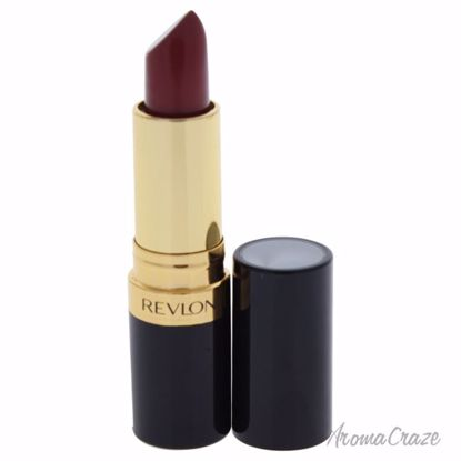 Super Lustrous Creme Lipstick - # 535 Rum Raisin by Revlon f