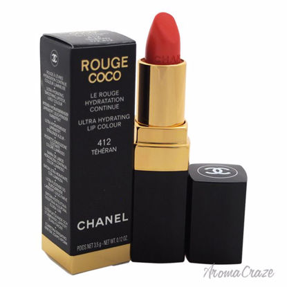 Rouge Coco Shine Hydrating Sheer Lipshine - 412 Teheran by C