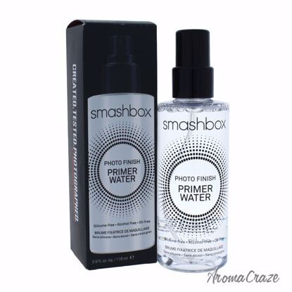 Photo Finish Primer Water by Smashbox for Women - 3.9 oz Primer - Face Makeup Products | Face Cosmetics | Face Makeup Kit | Face Foundation Makeup | Top Brand Face Makeup | Best Makeup Brands | Buy Makeup Products Online | AromaCraze.com