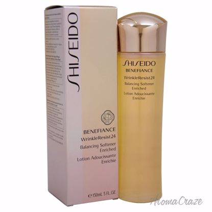 Benefiance WrinkleResist24 Balancing Softener Enriched by Shiseido for Unisex - 5 oz Makeup - Face Makeup Products | Face Cosmetics | Face Makeup Kit | Face Foundation Makeup | Top Brand Face Makeup | Best Makeup Brands | Buy Makeup Products Online | AromaCraze.com