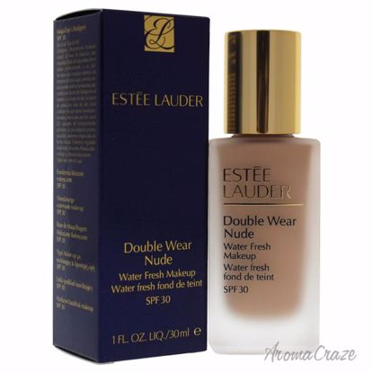 Double Wear Nude Water Fresh Makeup SPF 30 - # 3C2 Pebble by Estee Lauder for Women - 1 oz Foundation - Face Makeup Products | Face Cosmetics | Face Makeup Kit | Face Foundation Makeup | Top Brand Face Makeup | Best Makeup Brands | Buy Makeup Products Online | AromaCraze.com