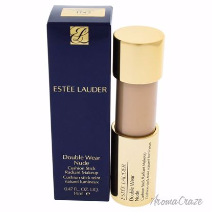 Double Wear Nude Cushion Stick Radiant Makeup - 1N2 Ecru by Estee Lauder - 0.47 oz Foundation - Face Makeup Products | Face Cosmetics | Face Makeup Kit | Face Foundation Makeup | Top Brand Face Makeup | Best Makeup Brands | Buy Makeup Products Online | AromaCraze.com