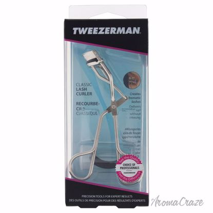 Classic Lash Curler - # 1034-R Silver by Tweezerman for Wome