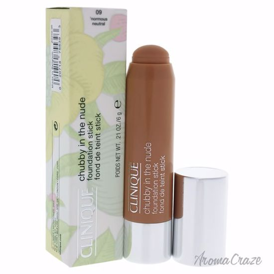 Chubby in the Nude Foundation Stick - 09 Neutral by Clinique for Women - 0.21 oz Foundation - Face Makeup Products | Face Cosmetics | Face Makeup Kit | Face Foundation Makeup | Top Brand Face Makeup | Best Makeup Brands | Buy Makeup Products Online | AromaCraze.com