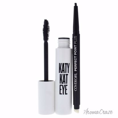 Katy Kat Duo by CoverGirl for Women - 2 Pc 0.44oz Katy Kat M