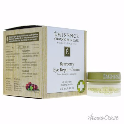 Bearberry Eye Repair Cream by Eminence for Unisex - 0.5 oz C