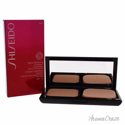 Sheer Matifying Compact Oil-Free Foundation SPF10 - # B40 Na