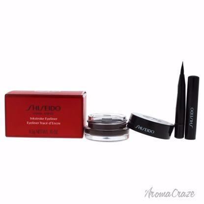 Inkstroke Eyeliner - BR606 Kuromitsu Brown by Shiseido for W