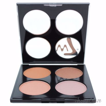 Strobe Time Shimmering Powders Palette - Its Glow Time by W7 for Women - 0.42 oz Makeup - Best Makeup Palettes | Face Makeup Palettes | Eye Makeup Palette | Makeup Products Online | Makeup Palette On Sale | AromaCraze.com
