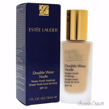 Double Wear Nude Water Fresh Makeup SPF 30 - 1W2 Sand by Estee Lauder for Women - 1 oz Foundation - Face Makeup Products | Face Cosmetics | Face Makeup Kit | Face Foundation Makeup | Top Brand Face Makeup | Best Makeup Brands | Buy Makeup Products Online | AromaCraze.com