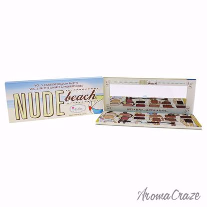 Nude Beach Eyeshadow Palette by The Balm for Women - 0.33 oz