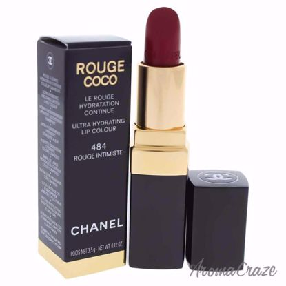 Rouge Coco Ultra Hydrating Lip Colour - 484 Rouge Intimiste