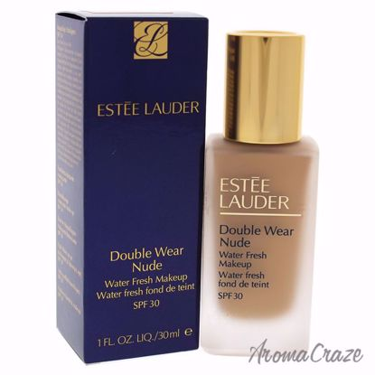 Double Wear Nude Water Fresh Makeup SPF 30 - # 4N1 Shell Beige by Estee Lauder for Women - 1 oz Foundation - Face Makeup Products | Face Cosmetics | Face Makeup Kit | Face Foundation Makeup | Top Brand Face Makeup | Best Makeup Brands | Buy Makeup Products Online | AromaCraze.com