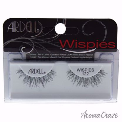 Wispies Lashes - # 122 Black by Ardell for Women - 1 Pair Ey