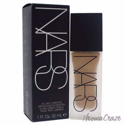 NARS All Day Luminous Weightless Foundation - #2 Santa Fe/Medium - For Women 1 OZ