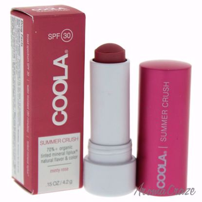 Mineral Liplux SPF 30 Summer Crush - Deep Pink by Coola for