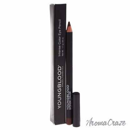 Intense Color Eye Pencil - Suede by Youngblood for Women - 0