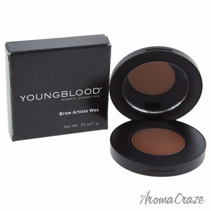 Brow Artiste Wax - Brow Wax by Youngblood for Women - 0.03 o