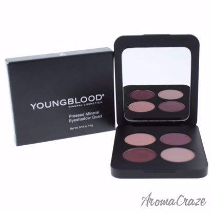 Pressed Mineral Eyeshadow Quad - Vintage by Youngblood for W