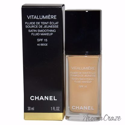 Vitalumiere Satin Smoothing Fluid Makeup SPF 15 - 40 Beige b