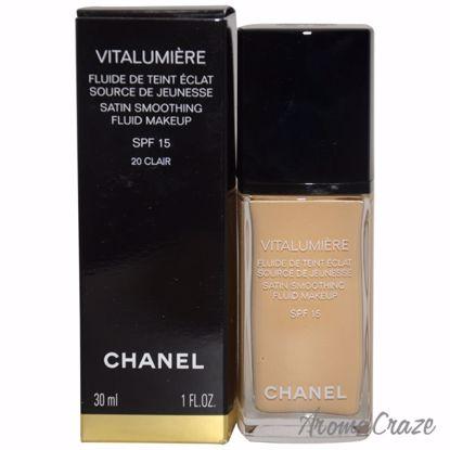 Vitalumiere Satin Smoothing Fluid Makeup SPF 15 - 20 Clair b