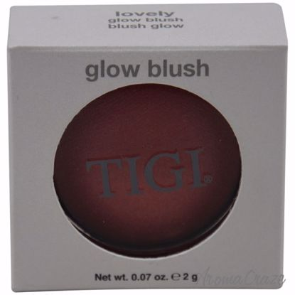 Glow Blush - Lovely by TIGI for Women - 0.07 oz Eyeshadow