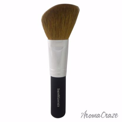 Angled Face Brush by bareMinerals for Women - 1 Pc Face Brush - Face Makeup Products | Face Cosmetics | Face Makeup Kit | Face Foundation Makeup | Top Brand Face Makeup | Best Makeup Brands | Buy Makeup Products Online | AromaCraze.com
