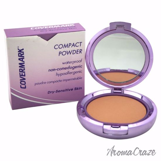 Compact Powder Waterproof - # 4A - Dry Sensitive Skin by Covermark for Women - 0.35 oz Powder - Face Makeup Products | Face Cosmetics | Face Makeup Kit | Face Foundation Makeup | Top Brand Face Makeup | Best Makeup Brands | Buy Makeup Products Online | AromaCraze.com