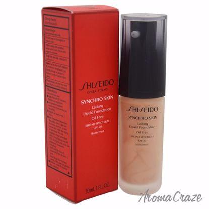 Synchro Skin Lasting Liquid Foundation SPF 20 - # 3 Neutral