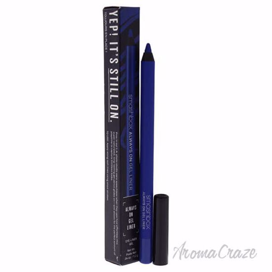 Always On Gel Liner - Bouncer by SmashBox for Women - 0.04 oz Eyeliner - Eye Makeup | Eye Makeup Kit | Eye Shadow | Eye liner | Eye Mascara | Eye Cosmetics Products | Eye Makeup For Big Eyes | Buy Eye Makeup Online | AromaCraze.com