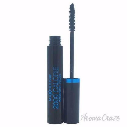 2000 Calorie Mascara Waterproof - Black Brown by Max Factor for Women - 9 ml Mascara - Eye Makeup | Eye Makeup Kit | Eye Shadow | Eye liner | Eye Mascara | Eye Cosmetics Products | Eye Makeup For Big Eyes | Buy Eye Makeup Online | AromaCraze.com