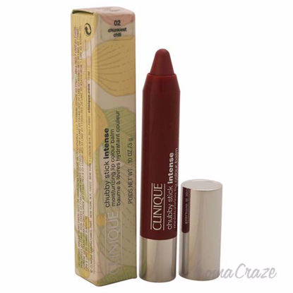 Chubby Stick Intense Moisturizing Lip Colour Balm - # 02 Chu