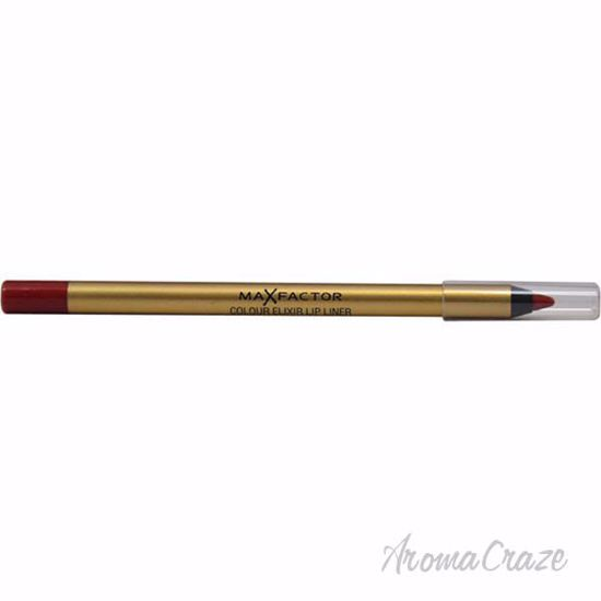 Colour Elixir Lip Liner - # 12 Red Blush by Max Factor for W