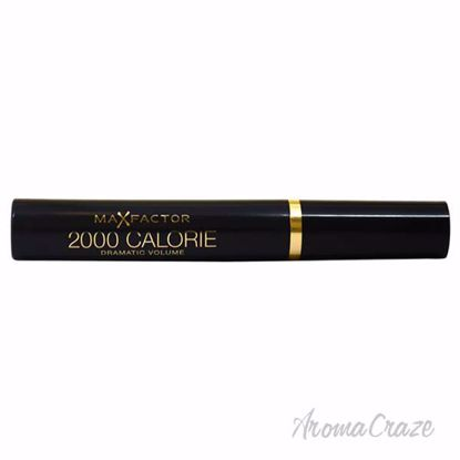 2000 Calorie Mascara Dramatic Volume - Black by Max Factor for Women - 9 ml Mascara - Eye Makeup | Eye Makeup Kit | Eye Shadow | Eye liner | Eye Mascara | Eye Cosmetics Products | Eye Makeup For Big Eyes | Buy Eye Makeup Online | AromaCraze.com