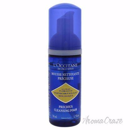 Immortelle Precious Cleansing Foam by LOccitane for Unisex -