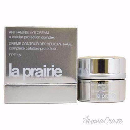 Anti-Aging Eye Cream SPF 15 by La Prairie for Unisex - 0.5 o