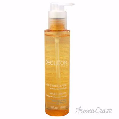 Micellar Oil Cleanses & Removes Make Up by Decleor for Unise