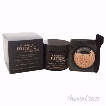 Ultimate Miracle Worker Night by Philosophy for Unisex - 1.7