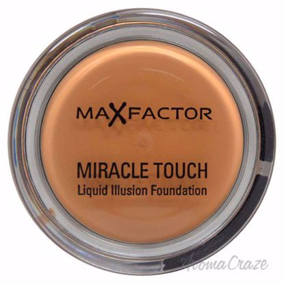 Miracle Touch Liquid Illusion Foundation - # 85 Caramel by M
